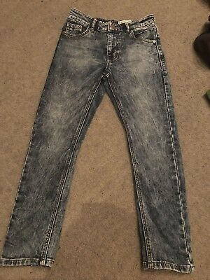 Boys Blue Regular Fit Jeans age 9 years from Next