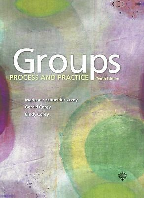 Groups Process and Practice 10th Edition by Corey E-B00K