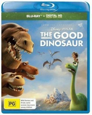 Disney Pixar The Good Dinosaur Blu-ray Region ABC New