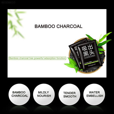 995B Face Mask Bamboo Charcoal Removal Blackhead Cleaning Facial Skin Care