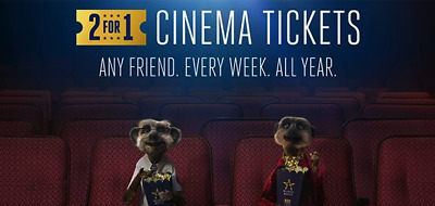50+ Meerkat Movies 2-4-1 Cinema Codes (Free Codes For 1 Year!)
