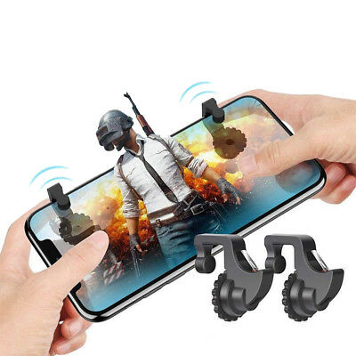 Gaming Trigger Phone Game PUBG Cell Phone Controller Gamepad for IOS Android