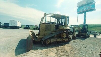 2005 Caterpillar D5N Xl Dozer Crawler Loader 6 Way Blade 28300lb Powershift Used