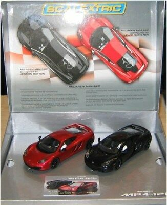 McLaren MP4 - 12C Set, Configured by Jenson Button, Lewis Hamilton, C3171A