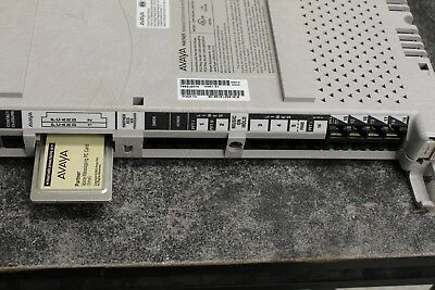 Avaya 700316474 103R1 R7 w/ Small Voice Messaging Card CWD3B / 700226517