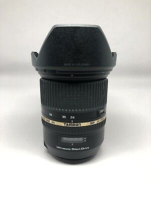 Tamron SP A007 24-70mm f/2.8 Di USD Lens For Sony