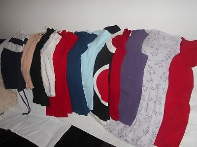 Maternity Shirt LOT.. Size Small.. Gap. Motherhood, duo, in due time. 12 Total