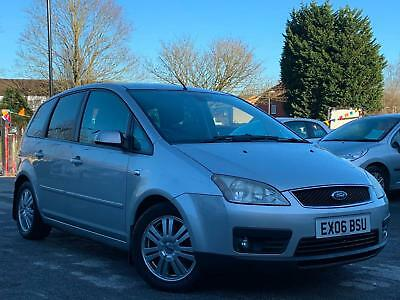 Ford Focus C-Max 2.0 Ghia, Full Service History + Full Heated Leather + 2 Owners