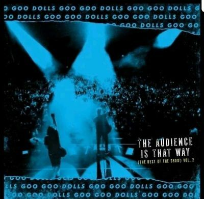 The Audience Is That Way LP by Goo Goo Dolls vinyl RSD sealed unopened brand new