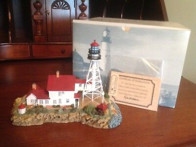 Harbour Lights #254 Whitefish Point, Michigan with COA