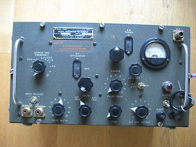US Signal Generator TS-155B/UP - Boonton Radio Corporation