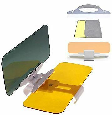 Bell + Howell Tac Visor Day & Night Polarized Anti-Glare Auto- As Seen on TV!