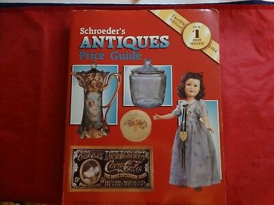 Schroeders Antiques Price Guide (1994, Paperback)