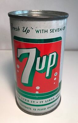 Vintage 7-Up Can Bank St.Louis MO