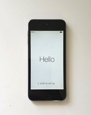 iPod touch (5th Generation) 16GB Space Gray Wi-Fi A1421