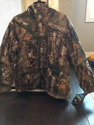 dafd4ab11ff68 Cabelas Whitetail Extreme MT050 Scent Lok And Gore-tex Parka And Bibs, NWT