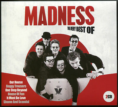 The Very Best Of Madness - 2 CD