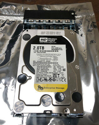 Used Avid ISIS 5500 2TB Spare Drive