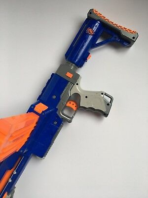 Hasbro Nerf N-Strike Raider Rapid Fire CS-35 Dart Blaster Telescoping Stock