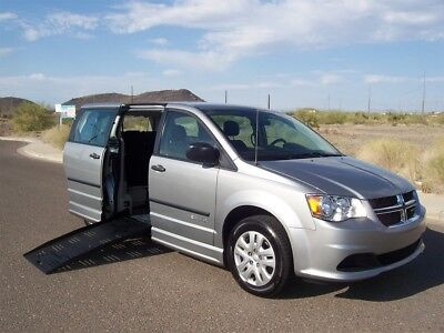 2014 Dodge Grand Caravan SE Wheelchair Handicap Mobility Van 2014 Dodge Grand Caravan SE Wheelchair Handicap Mobility Van  Handicap Mobility