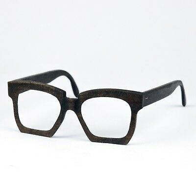 Wooden Eye Wear Wood Frame Glasses Sunglasses Classic Wooden Unisex Oprah Shape
