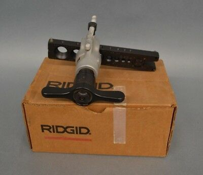 Ridgid Tools Precision Ratcheting Flare Tool - 458R