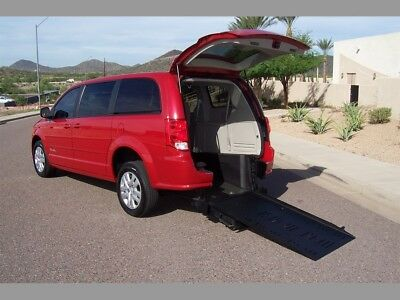 2015 Dodge Grand Caravan SE Handicap Wheelchair Mobility Van 2015 Dodge Grand Caravan SE Handicap Wheelchair Mobility Van Best Buy