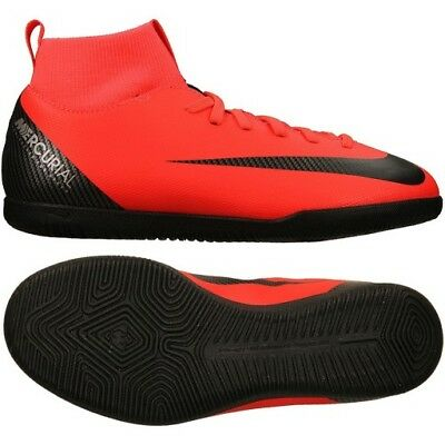 b9316e5fae3 Nike JUNIOR CR7 Mercurial Superfly 6 Club IC Indoor soccer shoes - AJ3087600