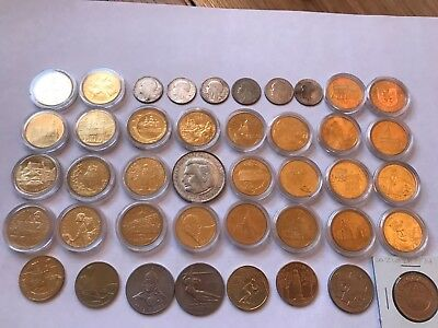 Poland Silver coins set of +36 other coins