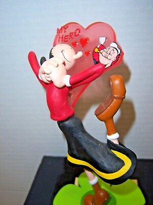 Olive Oyl Bobber (MWB) King Features Classic Popeye (2003) Vandor Bobble