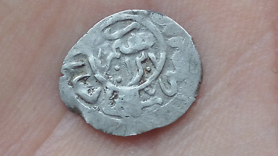 Old silver coin