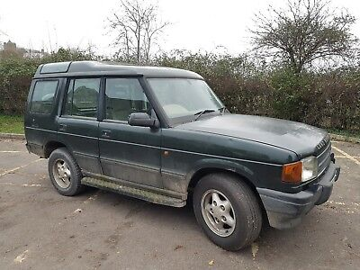 LAND ROVER DISCOVERY 1997 Spares or Repairs