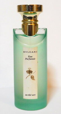 8ad5233a623 Bvlgari Eau Parfumee Au The Vert Eau De Cologne Spray Perfume 75 Ml 2.5 Oz