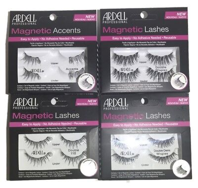 575685eab79 Ardell Professional Magnetic Eye Lashes & Accents - Pick Style & Quantity