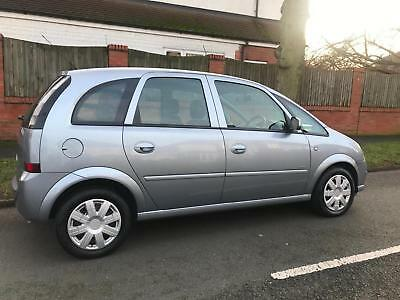 Vauxhall/Opel Meriva 1.4i 16v 2006MY Club low mileage