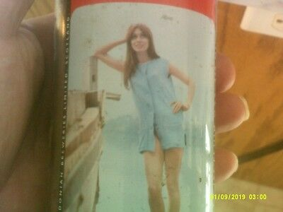 Vintage Tennents Girls Beer Can Vicky Impatient