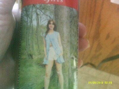 Vintage Tennents Girls Beer Can Vicky In The Woods