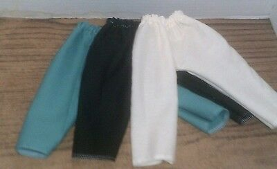 "18"" doll clothes-fit American Girl Boy My Life-Lot of  3 Pants-BlGr/Black/Cream"