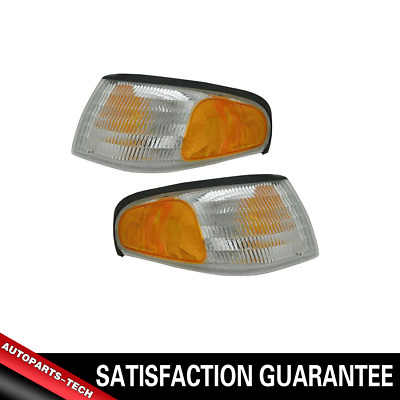 TYC 12-5362-00-1 Replacement Front/_Left Turn Signal Lamp for Ford Edge