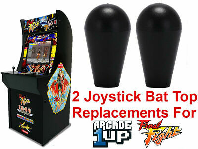 Arcade1up Final Fight Mortal Kombat 2 Street Fighter 2 Joystick Bat Top Handles