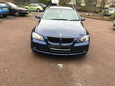 A very clean BMW 3 series touring automatic carp