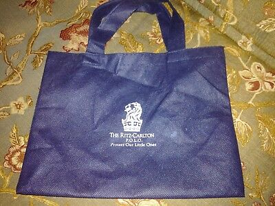 Ritz Carlton Bag- Protect Our Little Ones