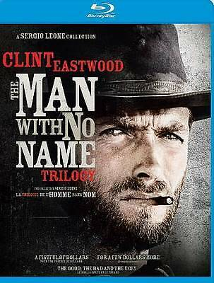 Man with No Name Trilogy, The - Gift Set (Blu-ray Disc, 2014, 3-Disc Set, Canadi
