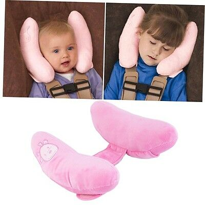 Baby Headrest Pillow Toddler Head Protection Kids Car Safety Seat Neck Support K