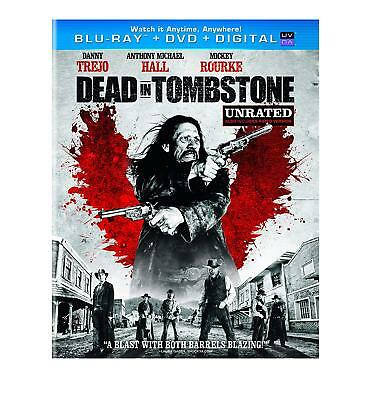 Dead in Tombstone (Blu-ray/DVD, 2013, 2-Disc Set, Canadian)