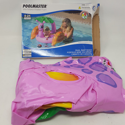 Poolmaster Large Learn To Swim Suit Ages 6-9 50-62 Pounds