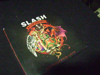 Apocalyptic Love Slash (Saul Hudson) (CD DVD, 2012, 2 Discs, EMI) Myles Kennedy