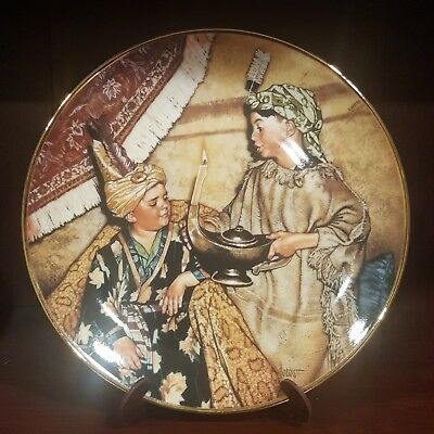 Little Rascals Silly Sultans Franklin Mint Collector Plate Porcelain