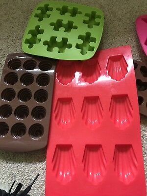 Moulds Chocolate Soap X 6