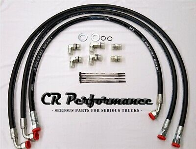 04-05 DURAMAX TRANSMISSION Cooler Lines/Hoses Chevy/GMC 6 6L